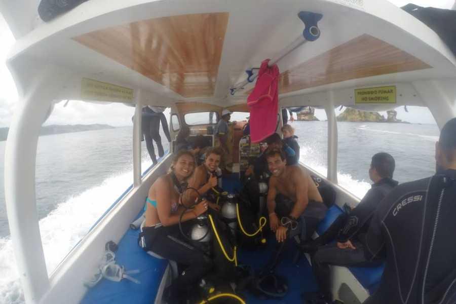 Go Montanita Fun Dive : Isla de la Plata de Buceo (con licencia)