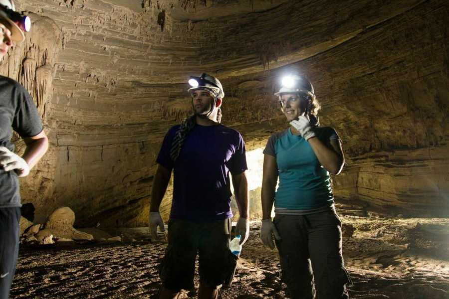 Friends Travel Vietnam Tu Lan Cave Experience 1 day