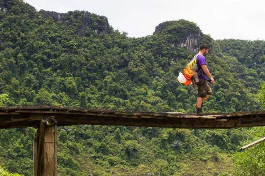 Friends Travel Vietnam Tu Lan Cave Experience 1 day