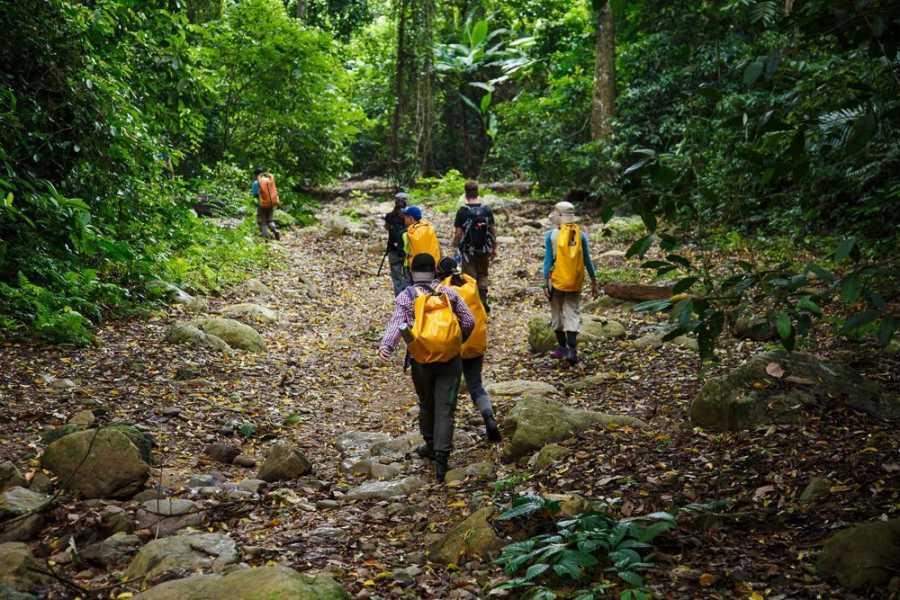 Friends Travel Vietnam Wild Tu Lan Cave Explorer Expedition 3D2N