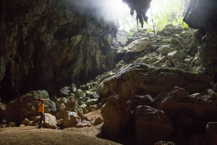 Friends Travel Vietnam Wild Tu Lan Cave Explorer Expedition 3D2N