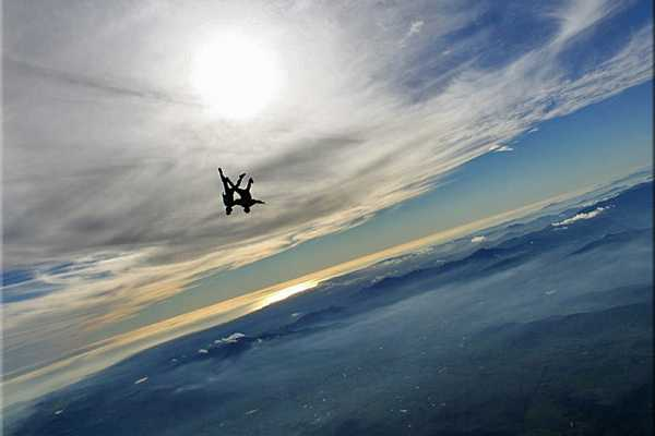 """Skydive"" with breathtaking views"