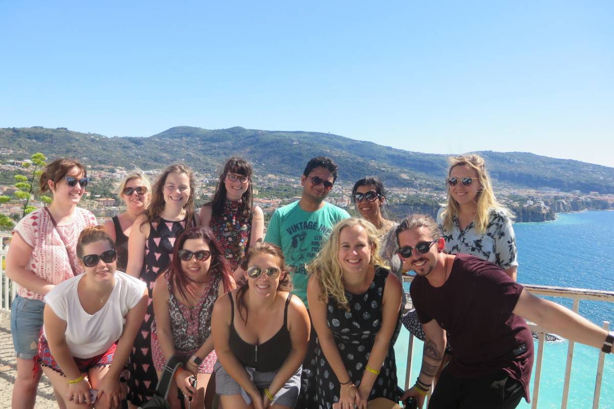 Italy on a Budget tours LET'S GO SOUTH - 7 DAYS/6 NIGHTS