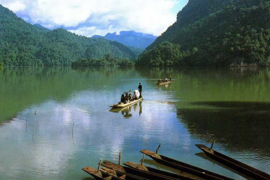 Friends Travel Vietnam The Adventurous Ba Be Lake Tour 3D2N (Private Tour)