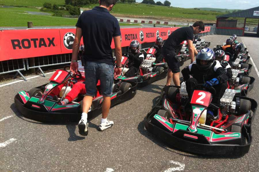 GYG Karting Ltd GP Sprint