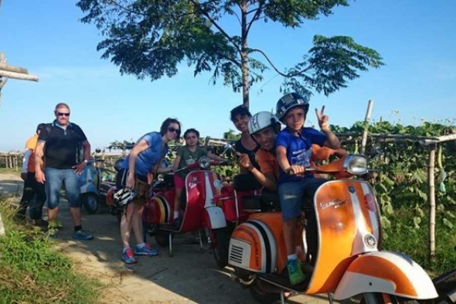 Friends Travel Vietnam The Hoi An Countryside Vespa Tour