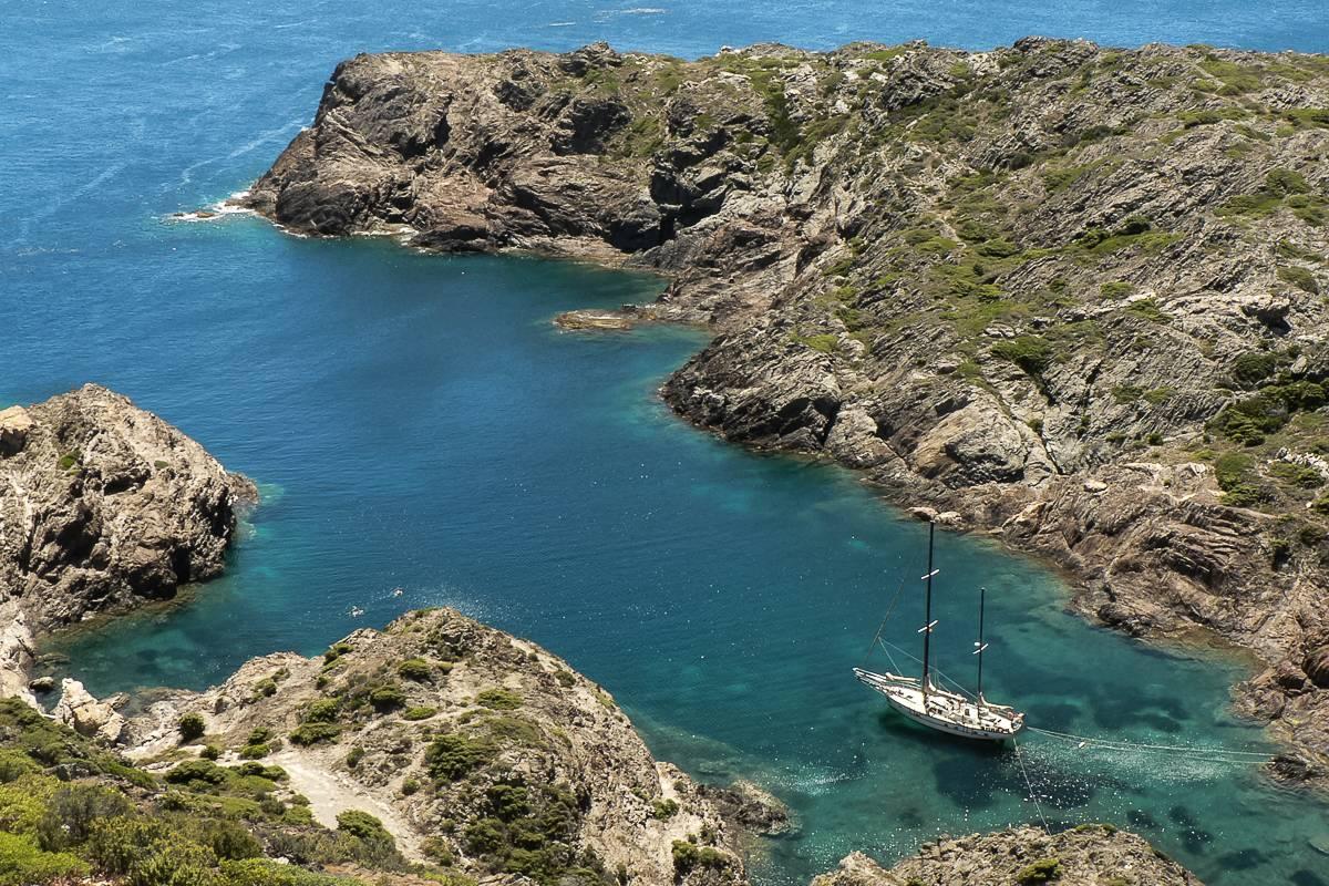 Spa Treks - Activ Adventure Coastal Freedom Trail - Walter Benjamin - Costa Brava