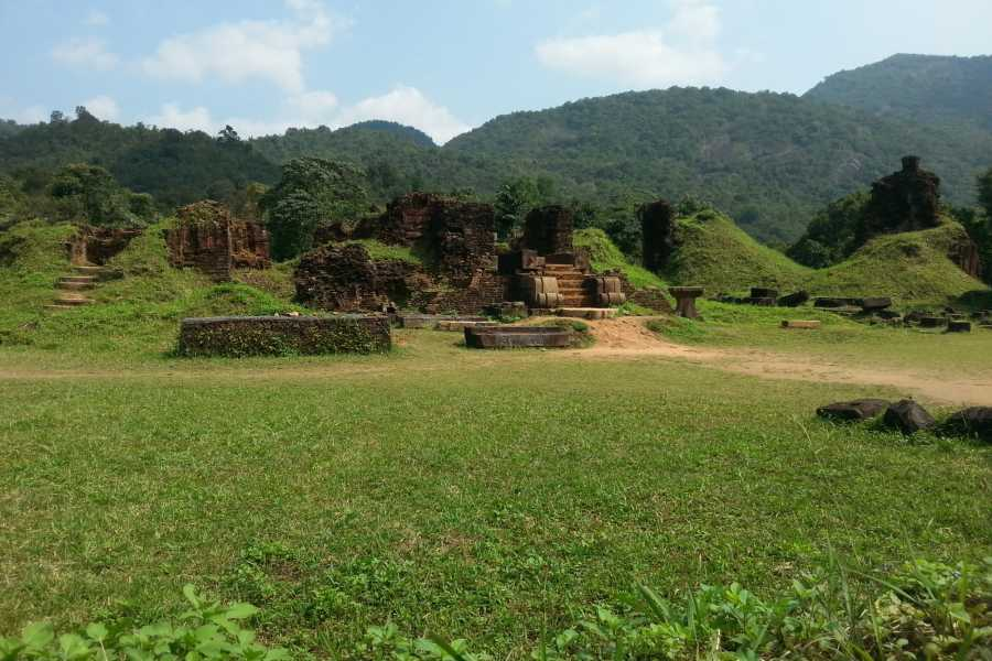 Friends Travel Vietnam My Son Temples Experience 1/2 day