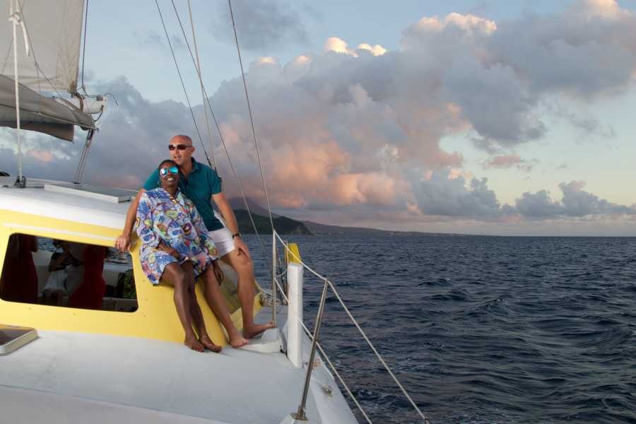 Blue Water Safaris Sunset Catamaran Cocktail Cruise