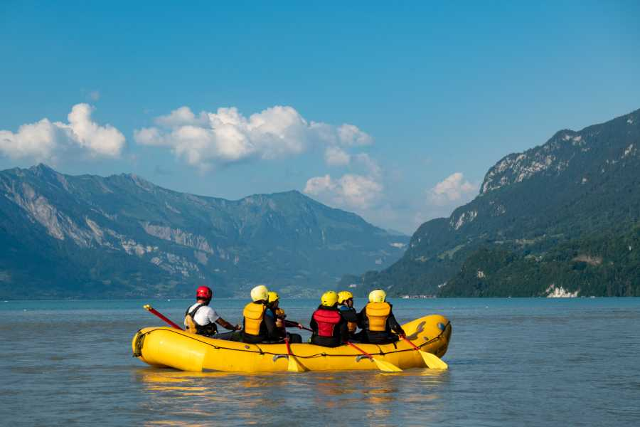 Outdoor Interlaken AG Family Rafting