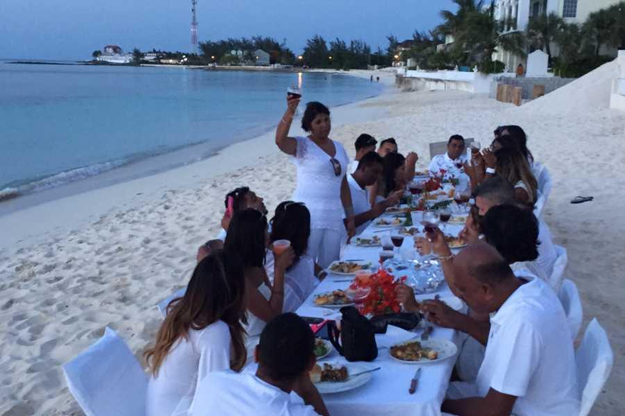Oasis PMCS Sunset Beach Dinner