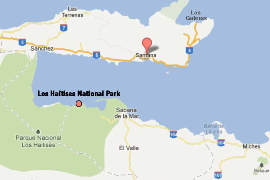 Tour Samana With Terry HOTEL EXCURSION #14:  Private Eco Tour of Los Haitises National Park and Cano Hondo Eco Lodge