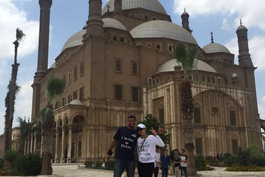 EMO TOURS EGYPT Cairo Tour to Egyptian Museum Citadel and Khan Khalili Bazaar