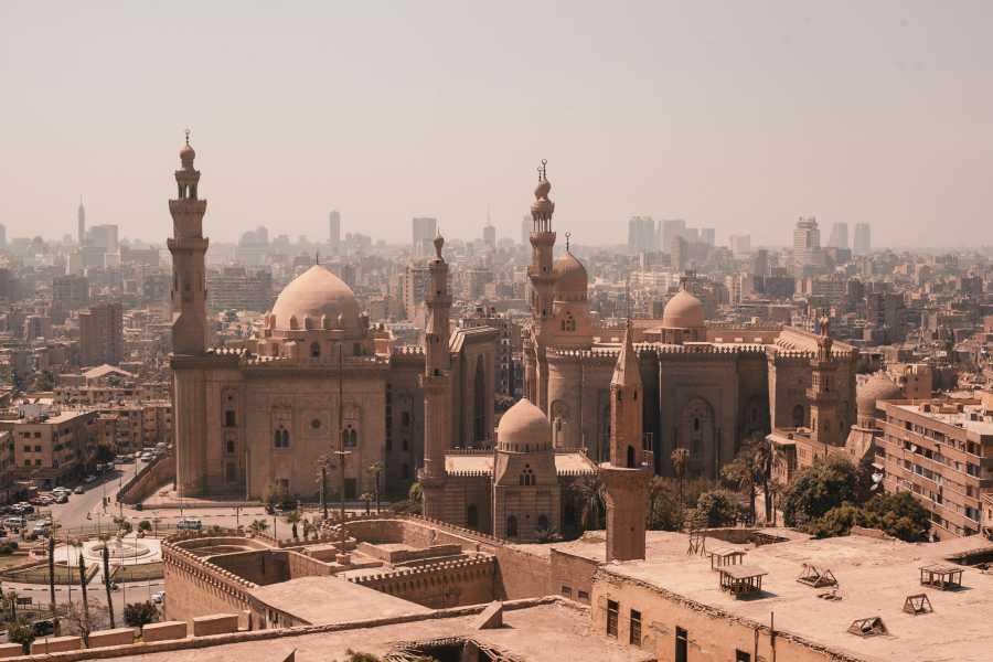 EMO TOURS EGYPT GIORNO GIRO  AL CAIRO ISLAMICO E CRISTIANO