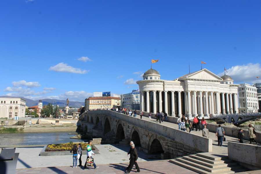 Skopje Daily Tours Half Day Walking Tour of Old and New Skopje