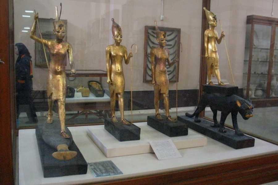 EMO TOURS EGYPT TAG TOUR ZU GIZA PYRAMIDE ÄGYPTISCHES MUSEUM & KHAN KHALILI BAZAAR