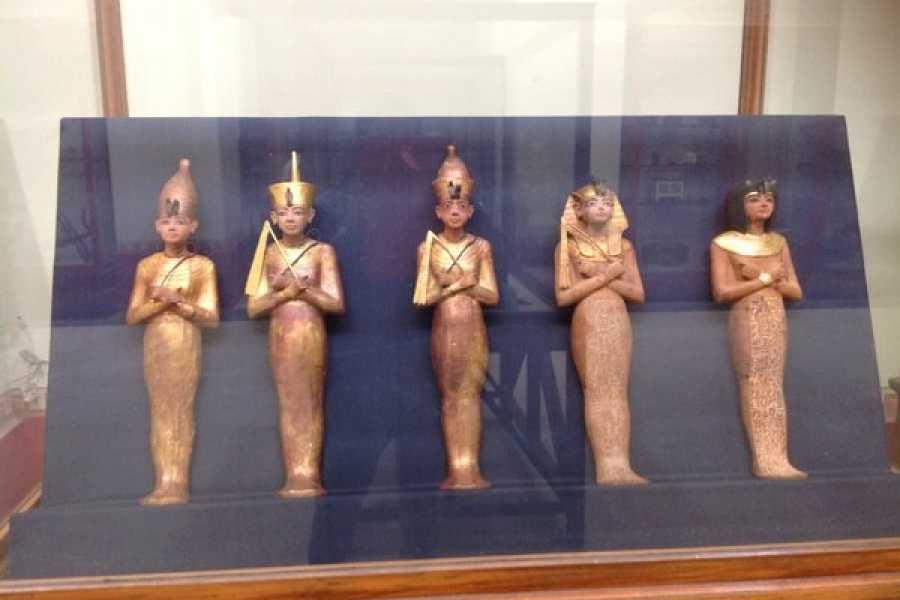 EMO TOURS EGYPT TAGESREISE ZUM ÄGYPTISCHEN MUSEUM ALTES KAIRO & BAZAAR