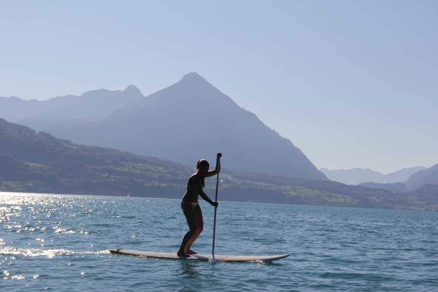 Mountainsurf Watersportscenter Basic SUP Tour