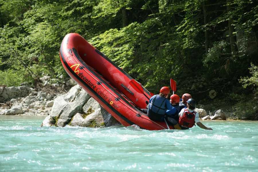 HungaroRaft Kft Rafting a Soča-folyón
