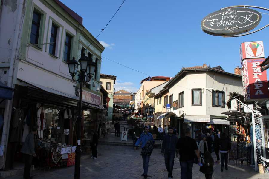 Skopje Daily Tours Private Full Day Tour Best of Skopje