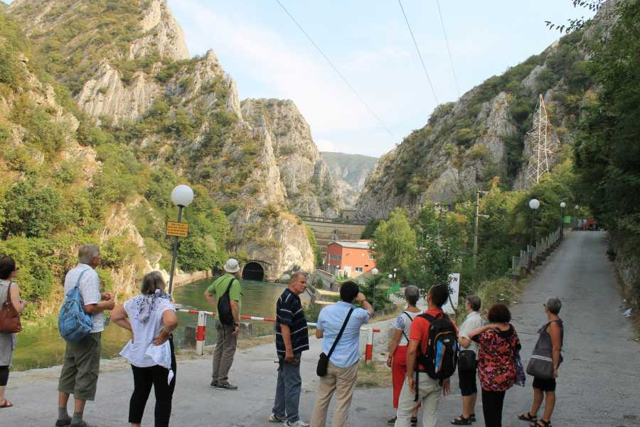 Skopje Daily Tours Private Full Day Hiking Tour from Mount Vodno to Canyon Matka