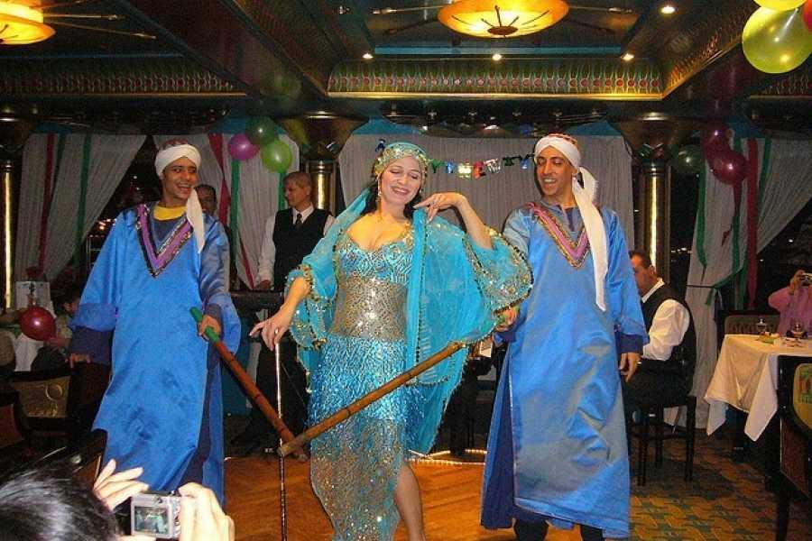 EMO TOURS EGYPT 开罗晚餐巡航与肚皮舞表演
