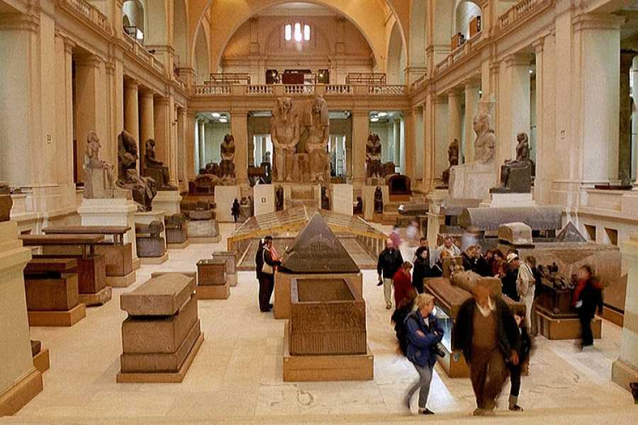 EMO TOURS EGYPT Cairo Half Day Tour visit Egyptian Museum