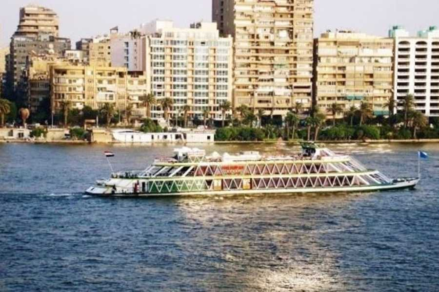 EMO TOURS EGYPT MITTLERER KREUZFAHRT AUF DEM NILE IN KAIRO