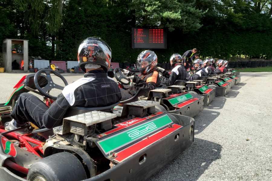 GYG Karting Ltd GP Sprint with Final