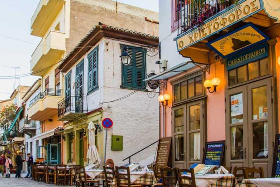LandLife City walking tour of Nafplio