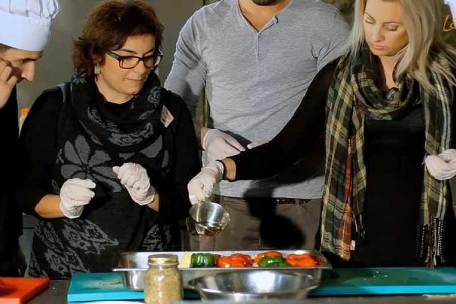 LandLife Cooking class in Nafplio