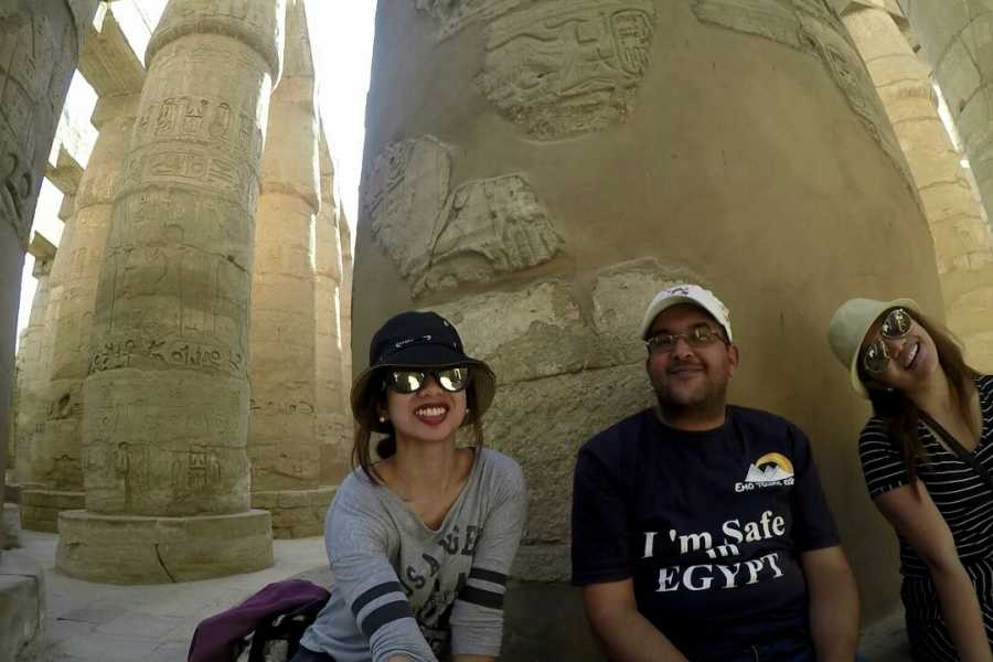 EMO TOURS EGYPT Best Luxor Day Tour visit East and West Nile Banks