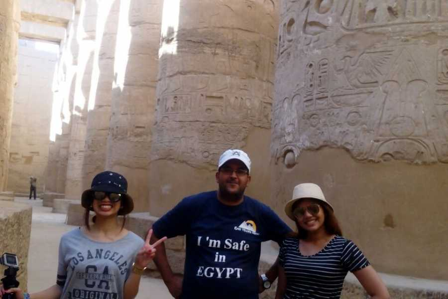 EMO TOURS EGYPT MIGLIORI BANCHE TOUR LUXOR DAY VISITARE EAST E WEST NILE