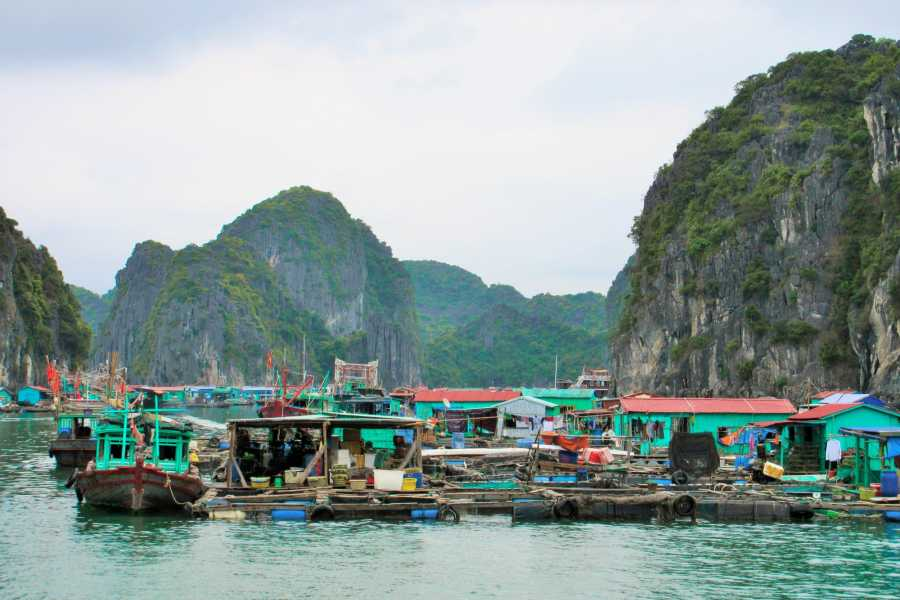 Friends Travel Vietnam The Cat Ba -Lan Ha Bay Private Cruise Experience 2D1N - Depart from Hanoi