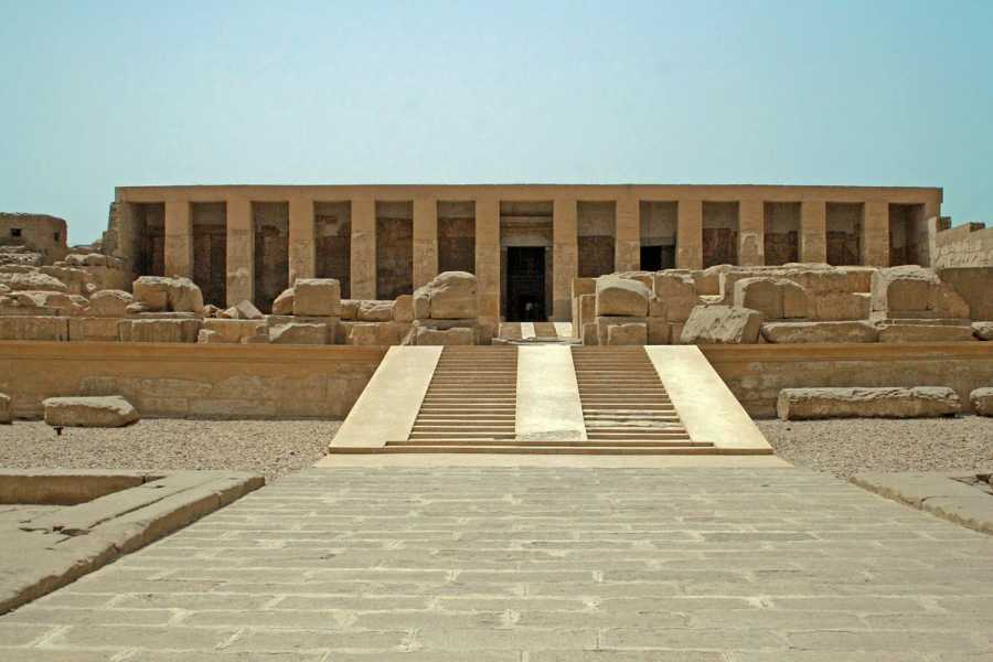 EMO TOURS EGYPT Luxor Day Tour visit  Dendara and Abydos temples