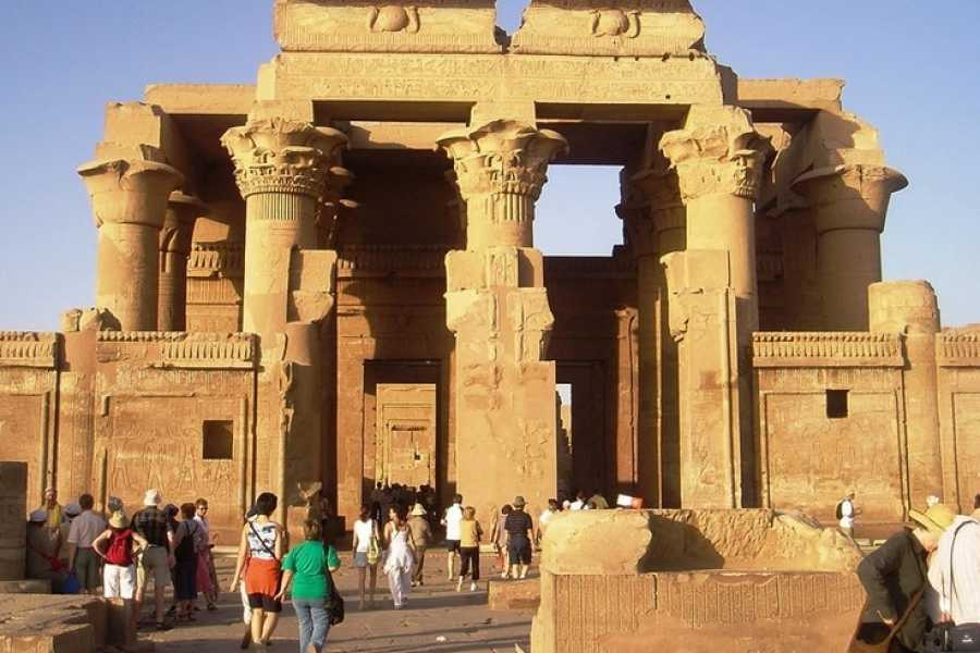 EMO TOURS EGYPT Day Tour visit Edfu Kom Ombo temples from Luxor