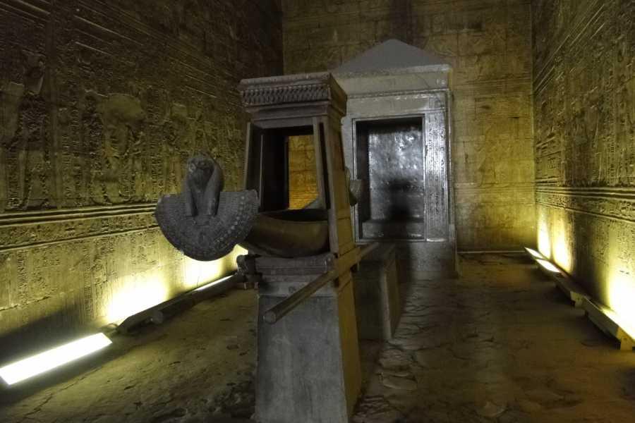 EMO TOURS EGYPT TAGESTOUR NACH ASSUAN VON LUXOR