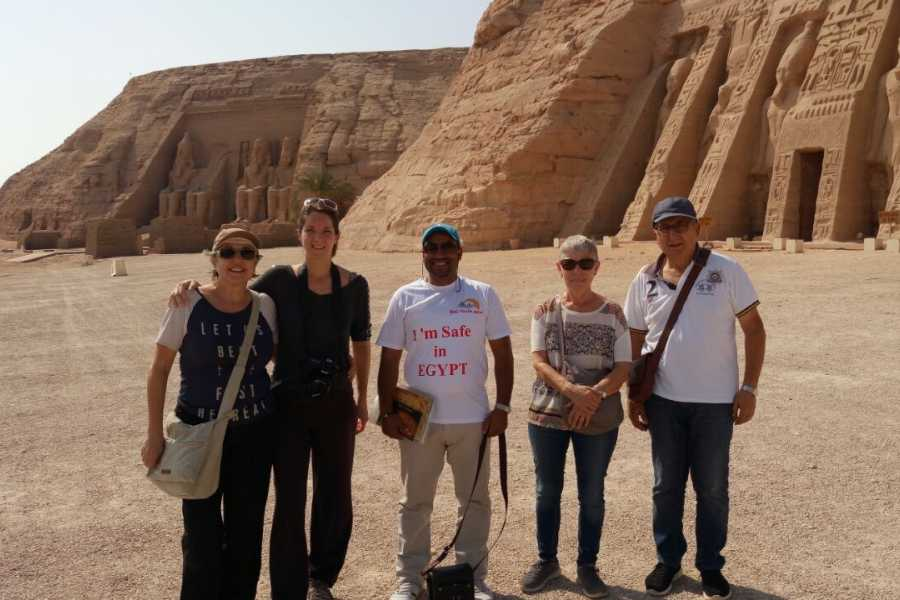 EMO TOURS EGYPT Overnight trip to Aswan from Luxor Visit Abu Simbel Temple
