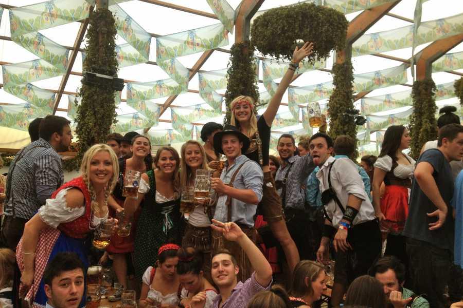 Bus2Alps AG Barcelona 2 Camping Oktoberfest