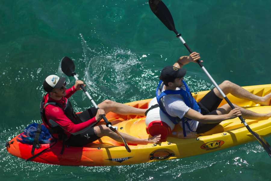 Iris Adventures Croatia Sea & river kayaking Split