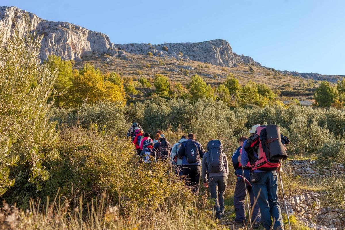 Iris Adventures Croatia Trekking Croatian mountains