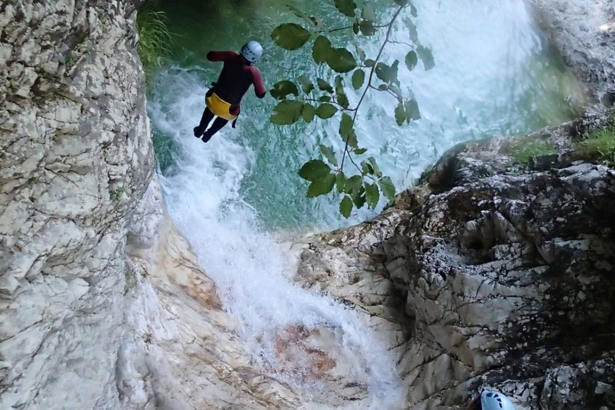 HungaroRaft Kft Canyoning - Fratarica