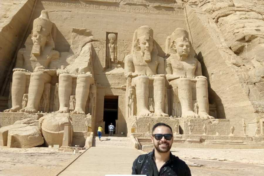 EMO TOURS EGYPT Day tour to Abu Simbel from Aswan by private car