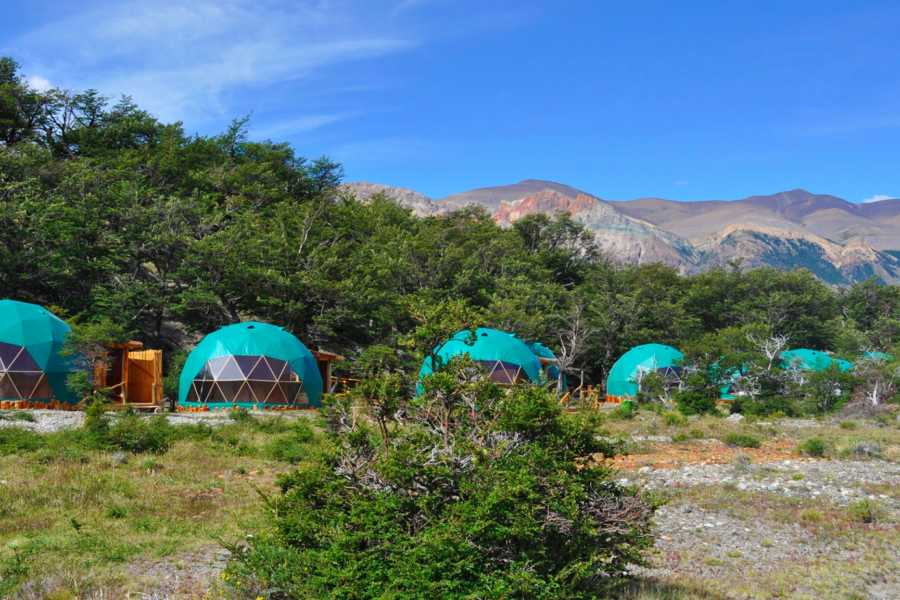 Patagonia Hikes Patagonia Eco Domes with breakfast. 2 people.