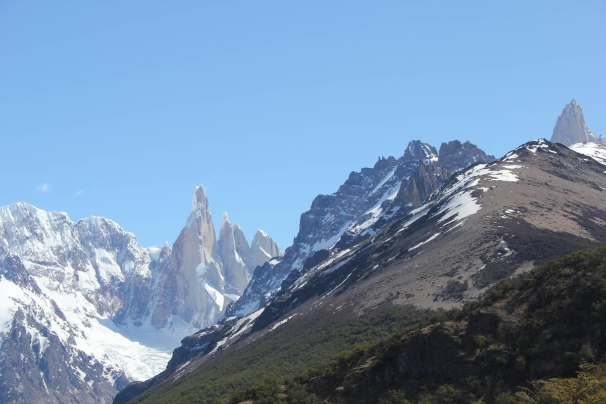 Patagonia Hikes Laguna Torre, Cerro Torre hike.