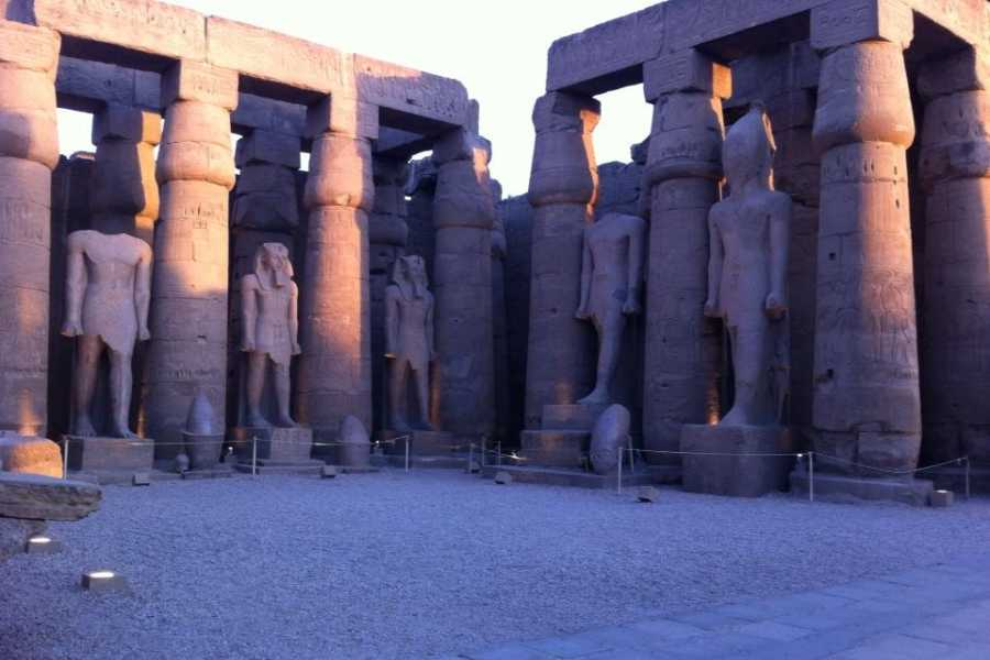EMO TOURS EGYPT ОДНОДНЕВНЫЙ ТУР В ЛУКСОР ИЗ АСУАНА