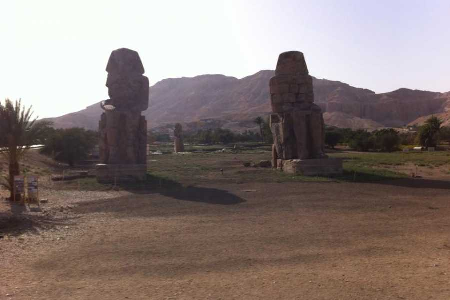 EMO TOURS EGYPT TAGESTOUR NACH LUXOR VON ASSUAN