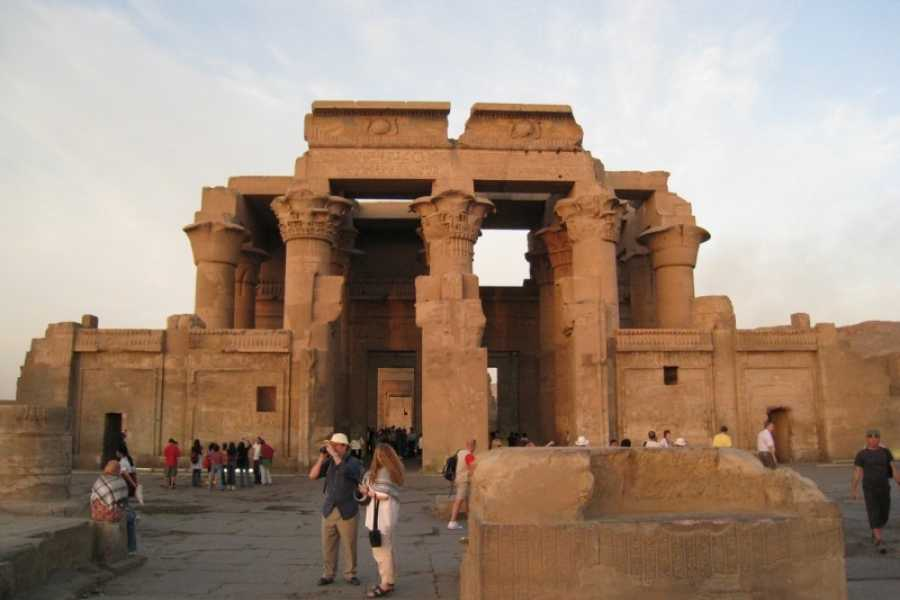 EMO TOURS EGYPT Day trip to Kom Ombo and Edfu temples from Aswan