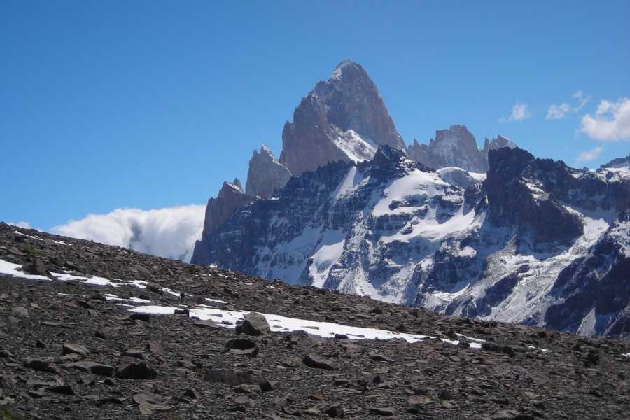 Patagonia Hikes Loma del Pliegue Tumbado. Panoramic Views.