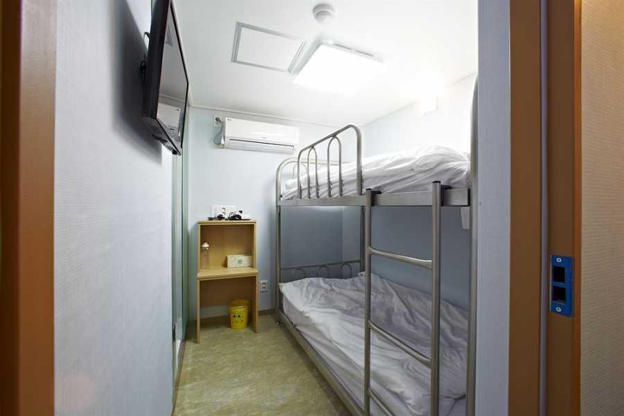 Kim's Travel Rainbow Hostel Myeongdong